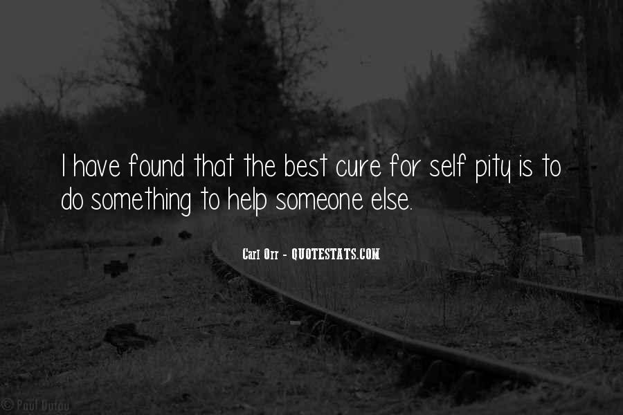 Helping Someone Else Quotes #442037