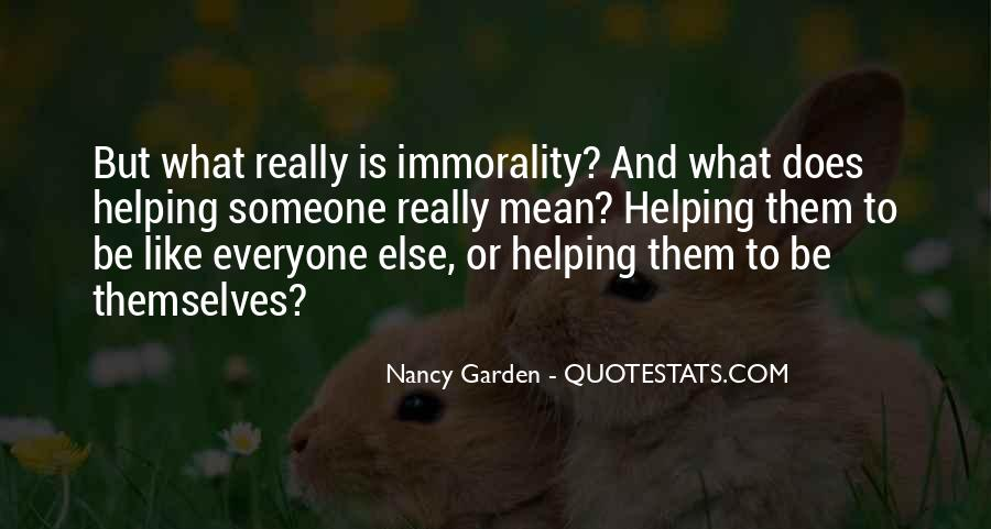 Helping Someone Else Quotes #786065