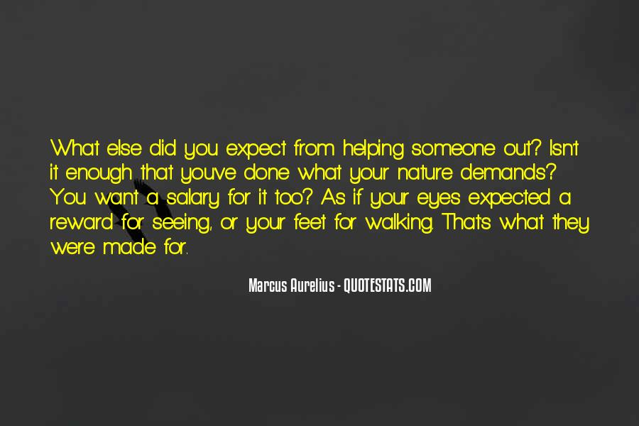 Helping Someone Else Quotes #88734