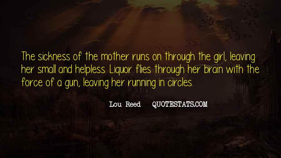 Helpless Mother Quotes #1649752