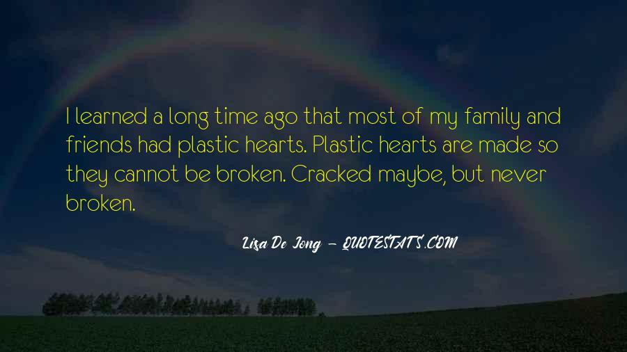 Quotes About Friends And Broken Hearts #721200