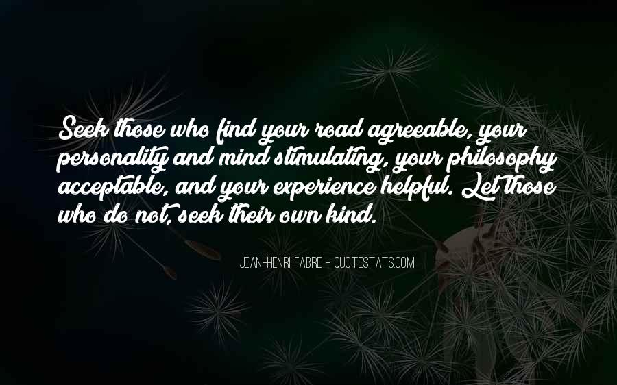Henri Fabre Quotes #1874971