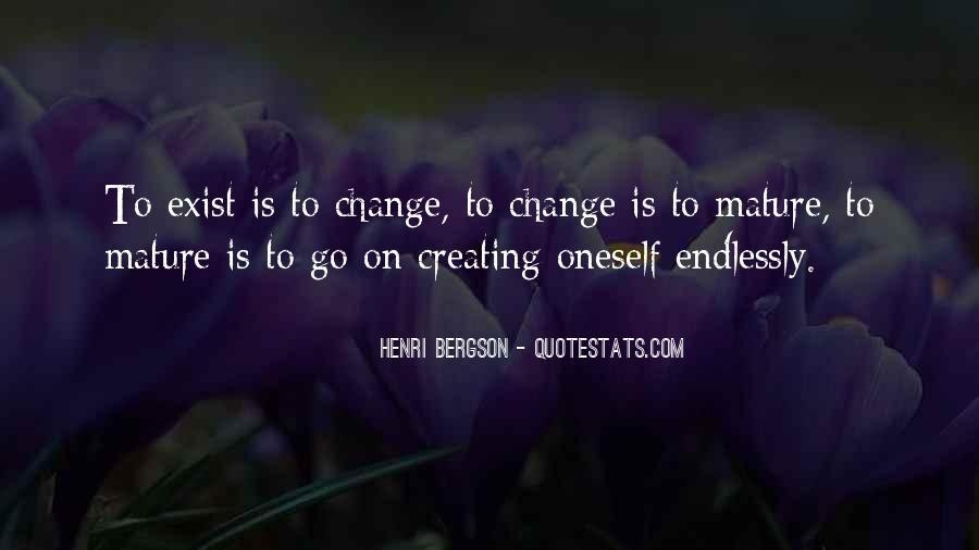 Henri L Bergson Quotes #183111
