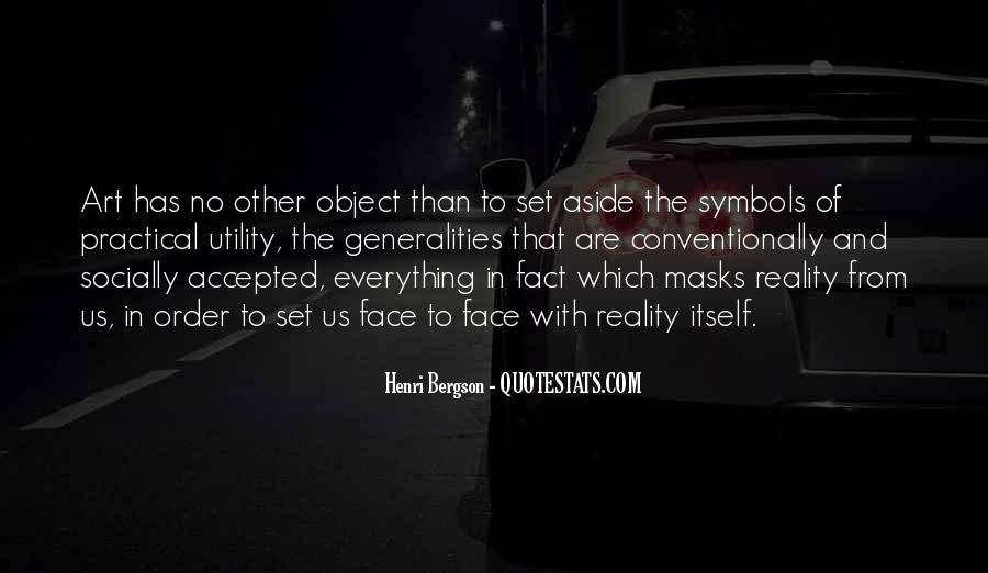Henri L Bergson Quotes #230133