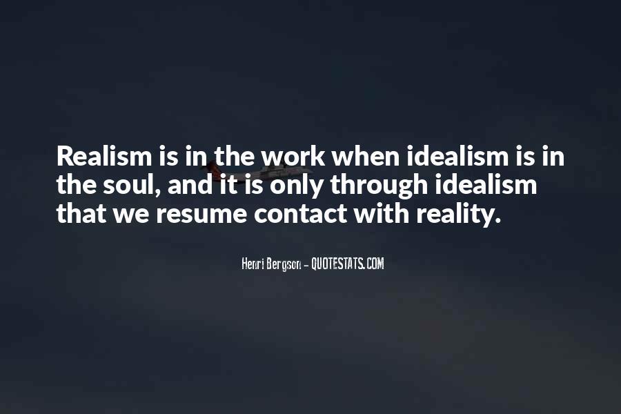 Henri L Bergson Quotes #254781