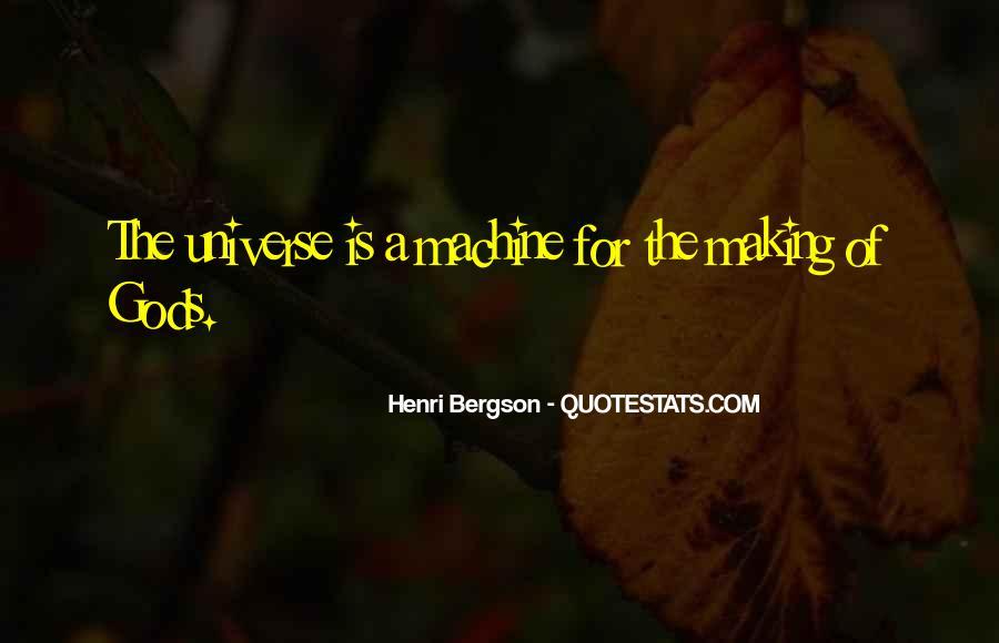 Henri L Bergson Quotes #271686