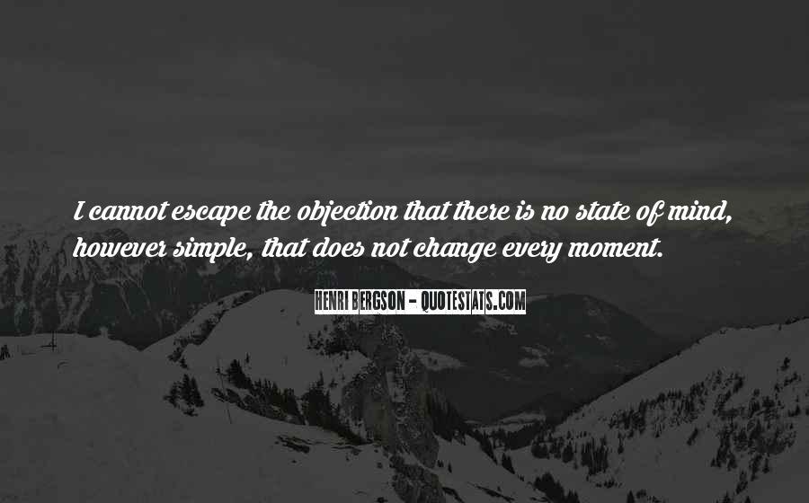 Henri L Bergson Quotes #391769