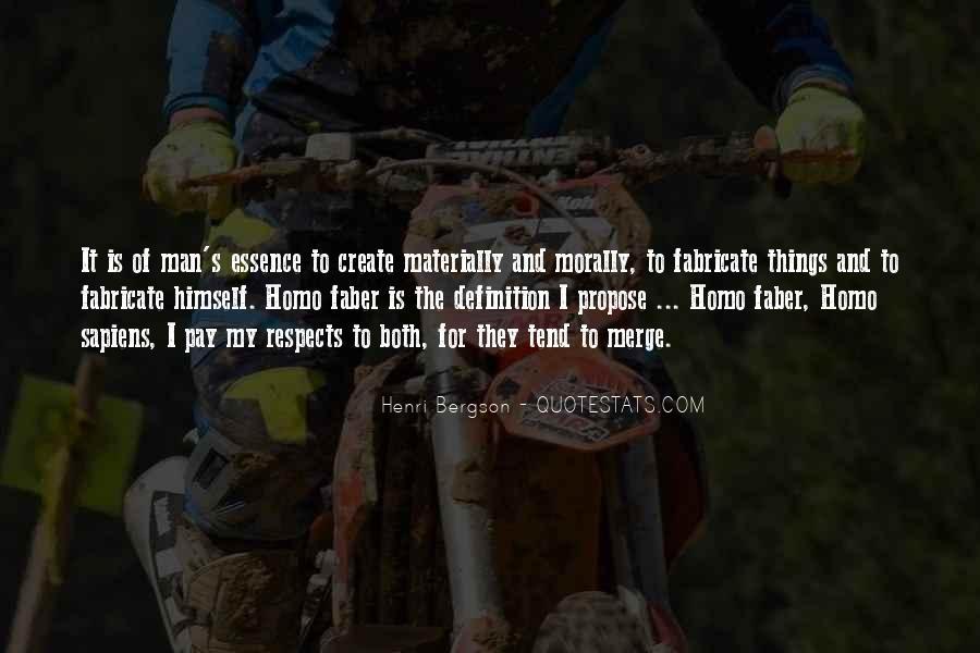 Henri L Bergson Quotes #399783