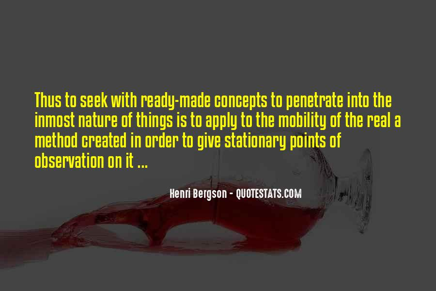 Henri L Bergson Quotes #486396