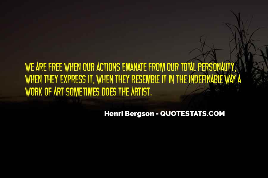 Henri L Bergson Quotes #560668