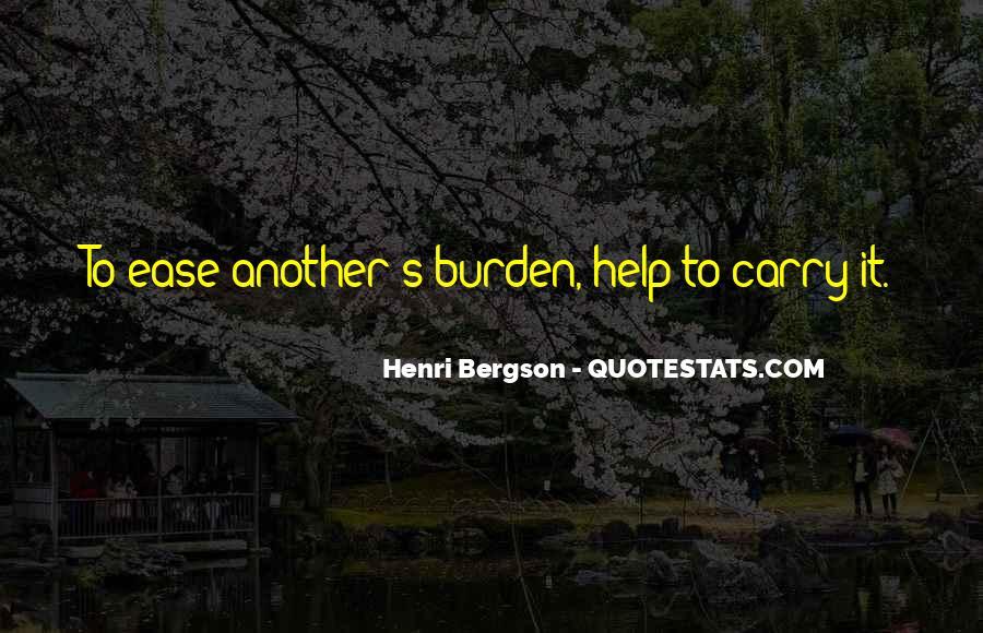 Henri L Bergson Quotes #602236
