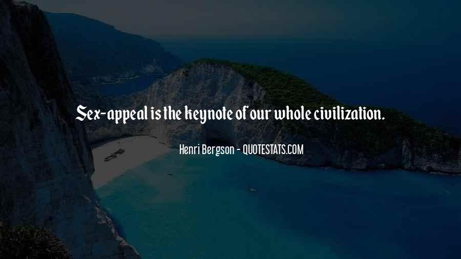 Henri L Bergson Quotes #642451