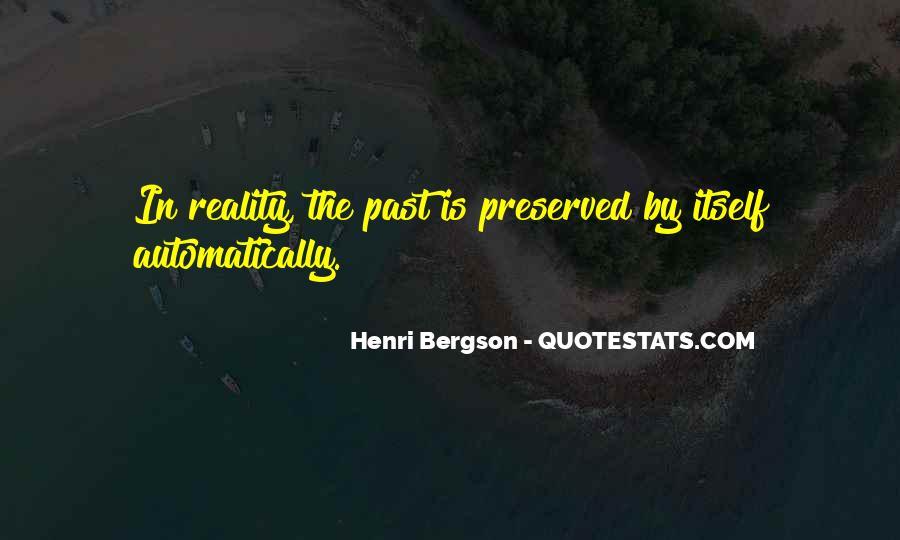 Henri L Bergson Quotes #644756