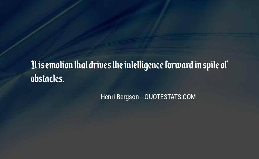 Henri L Bergson Quotes #645931