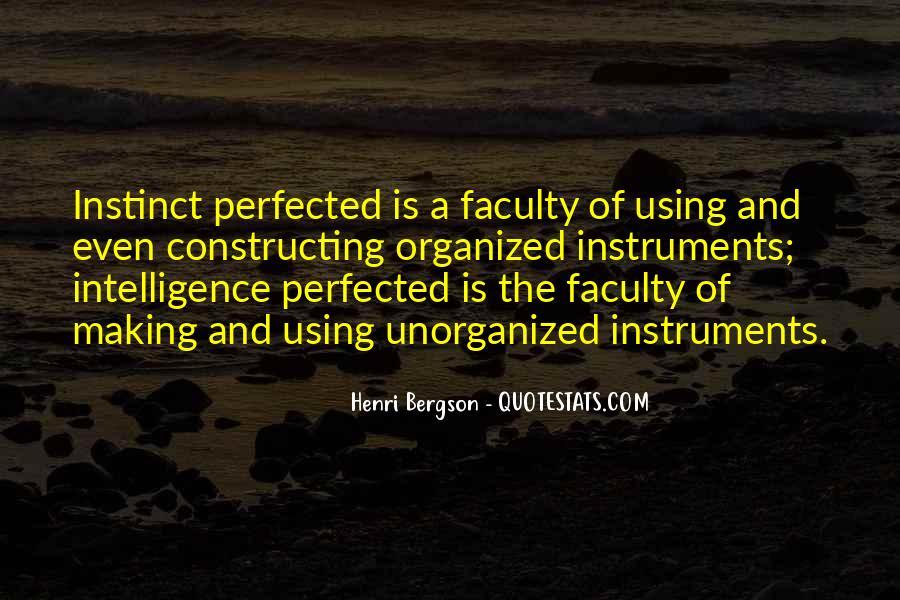 Henri L Bergson Quotes #653540