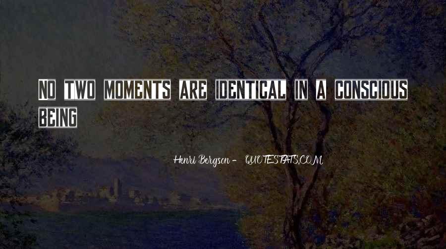 Henri L Bergson Quotes #655511