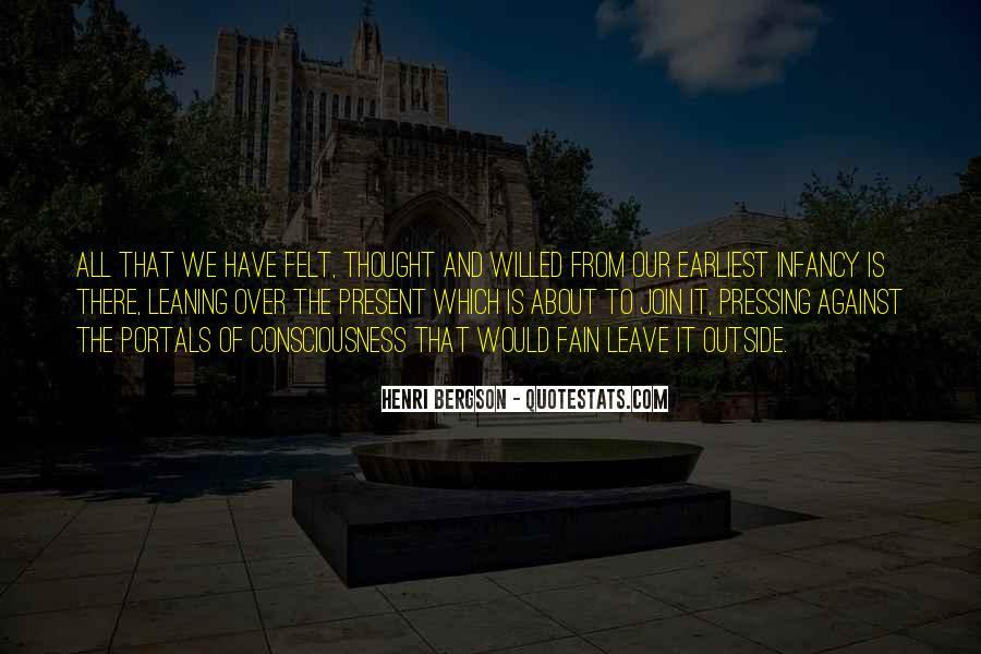 Henri L Bergson Quotes #786108