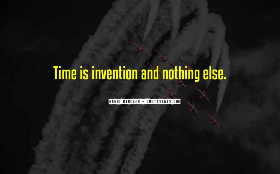 Henri L Bergson Quotes #94964