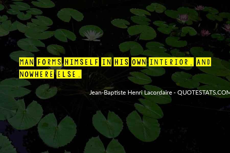 Henri Lacordaire Quotes #1335065