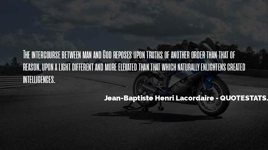 Henri Lacordaire Quotes #904062