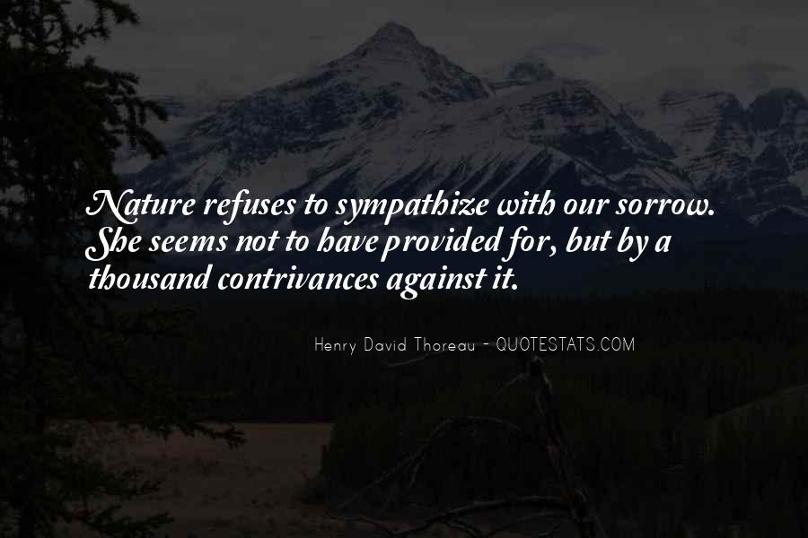 Henry David Thoreau Environment Quotes #344208