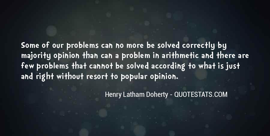 Henry Doherty Quotes #227043