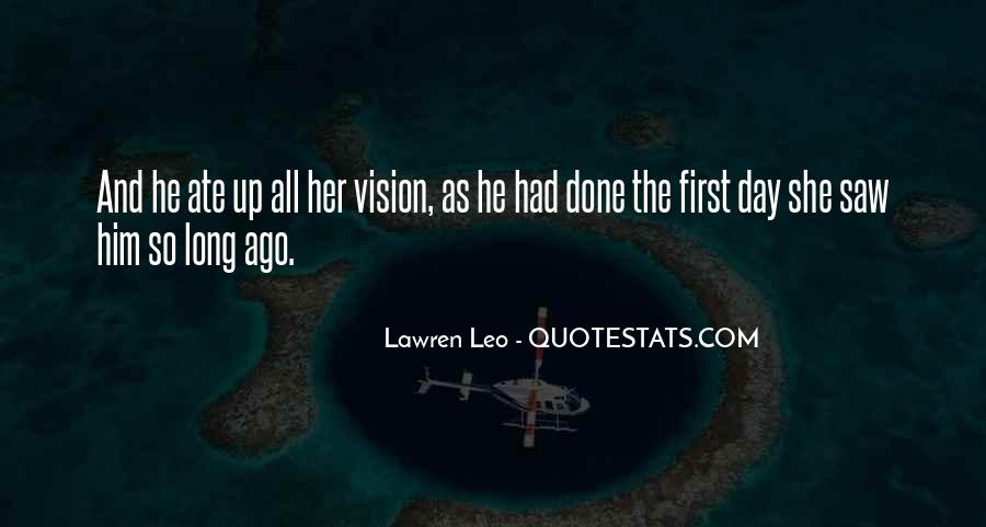 Her First Love Quotes #125162