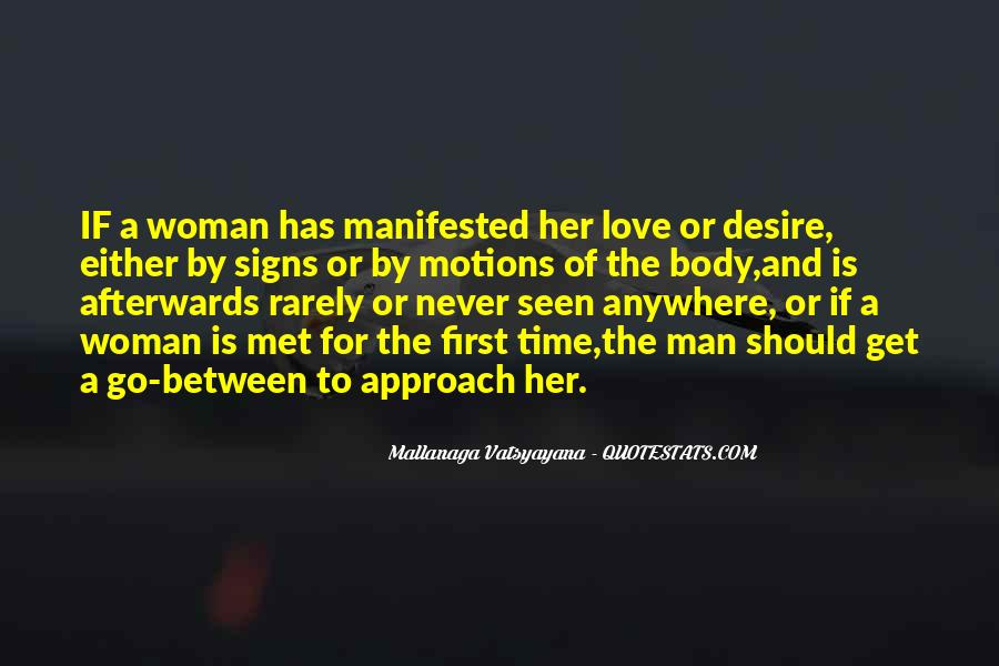 Her First Love Quotes #167675