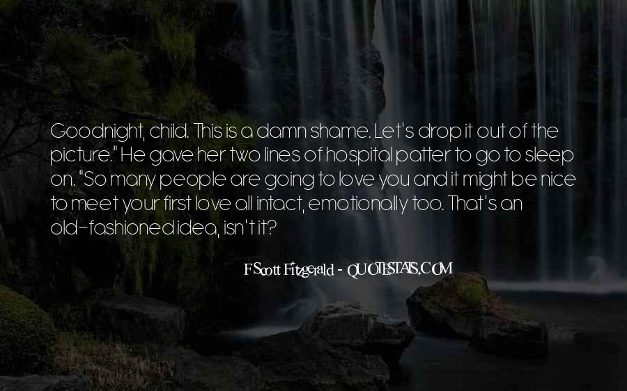 Her First Love Quotes #181940