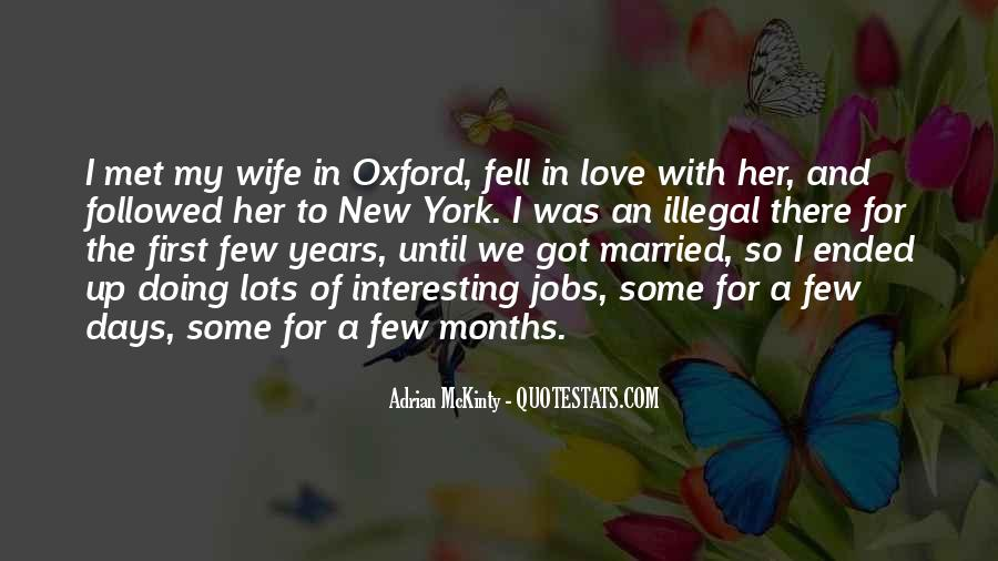 Her First Love Quotes #199602