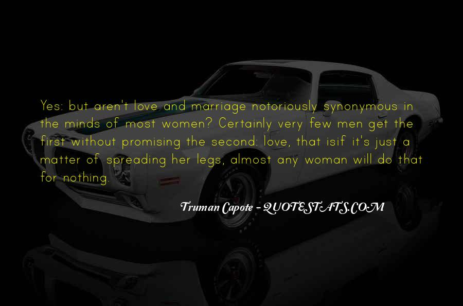 Her First Love Quotes #247983
