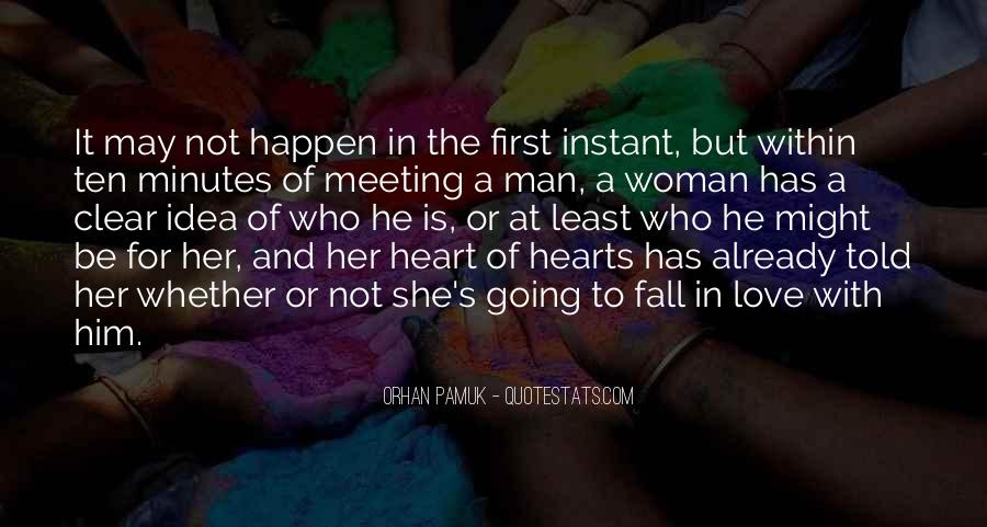 Her First Love Quotes #297330