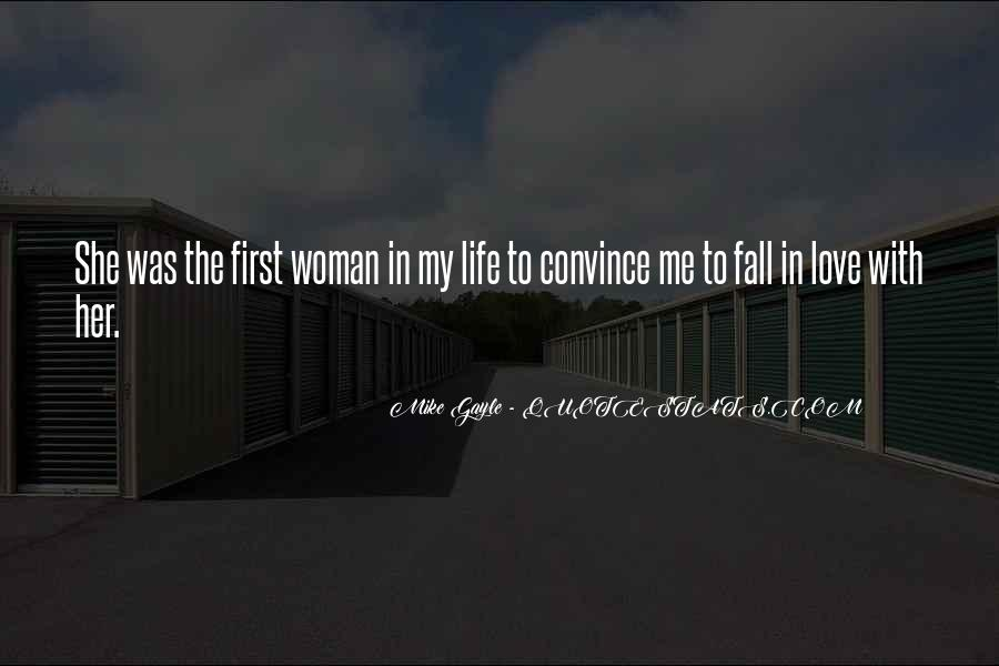 Her First Love Quotes #401230