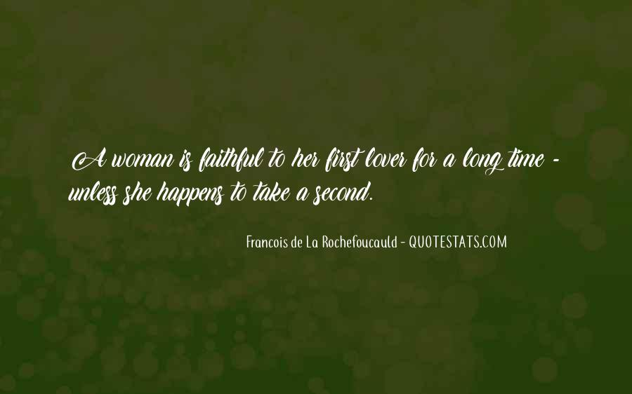 Her First Love Quotes #415636