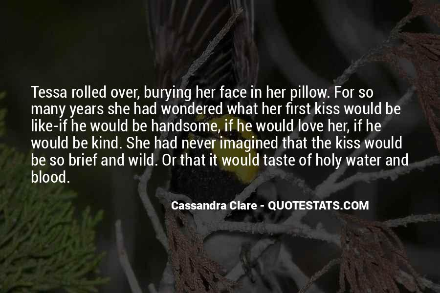 Her First Love Quotes #528160