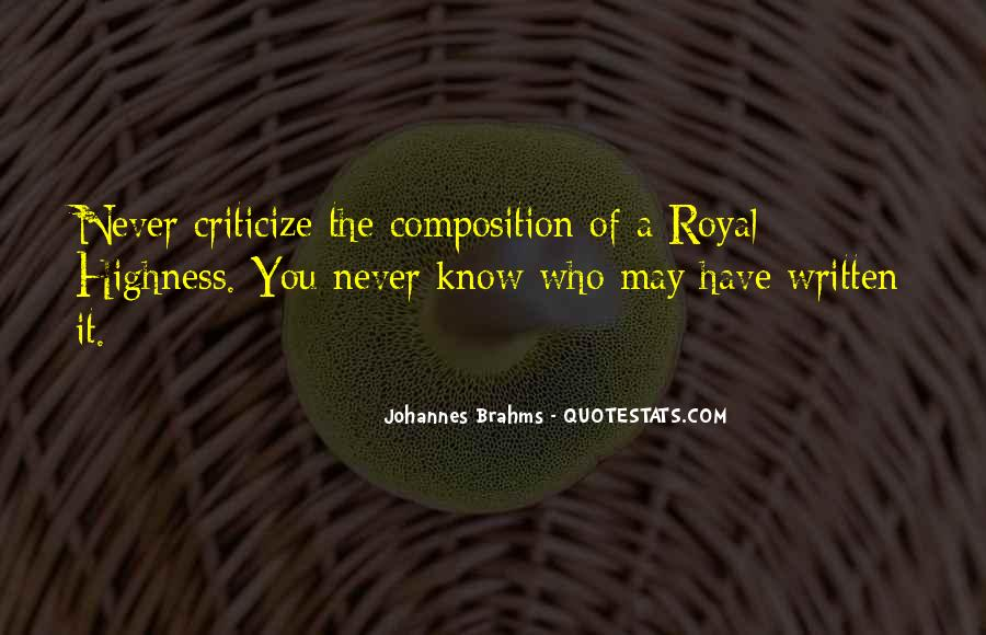 Her Highness Quotes #1061794