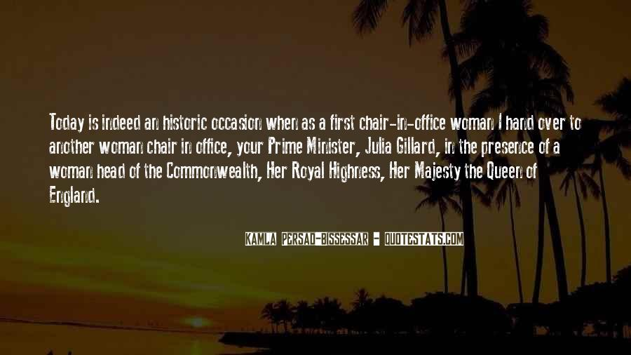 Her Highness Quotes #152005