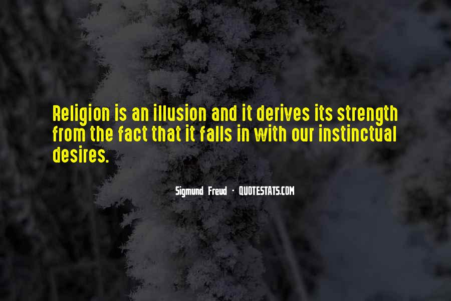 Quotes About Freud Religion #1096516