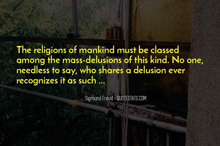 Quotes About Freud Religion #1177962