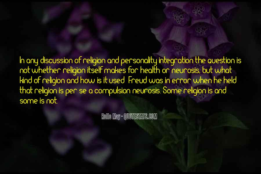 Quotes About Freud Religion #1202482