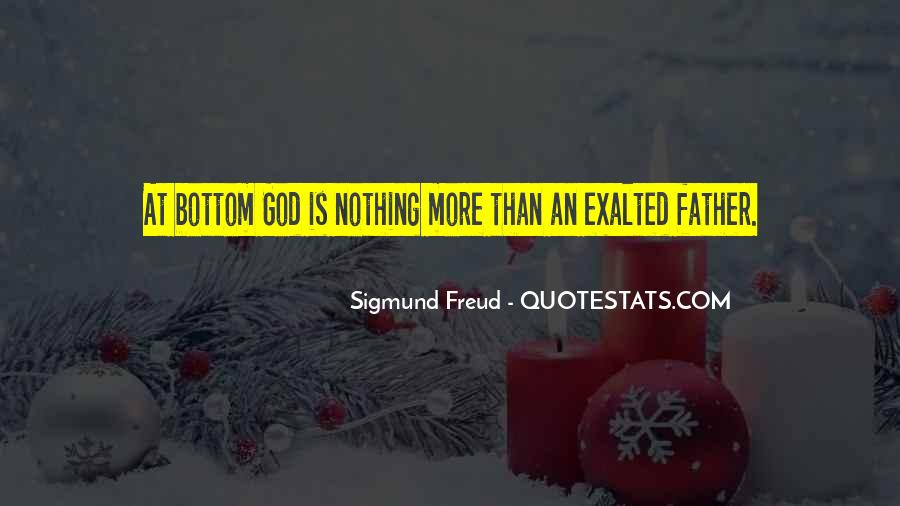 Quotes About Freud Religion #1249882