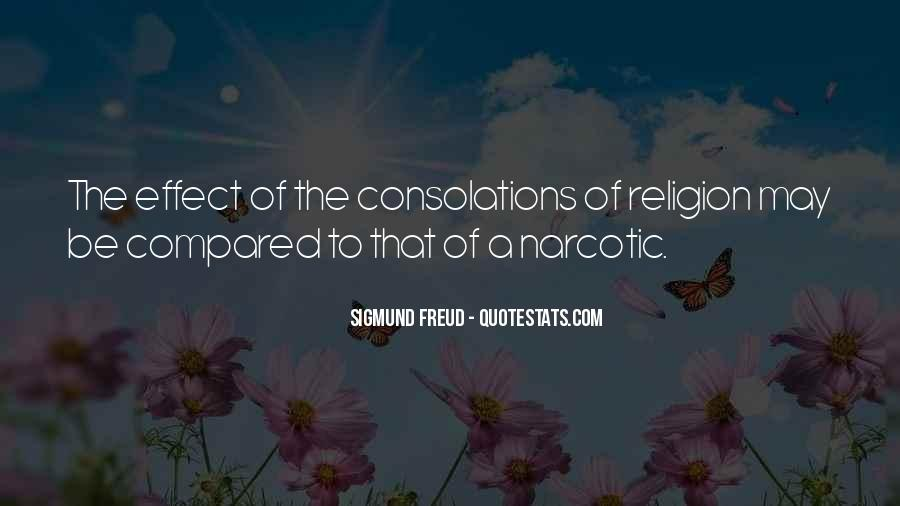 Quotes About Freud Religion #1279429