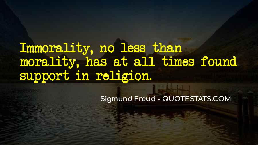 Quotes About Freud Religion #1354190