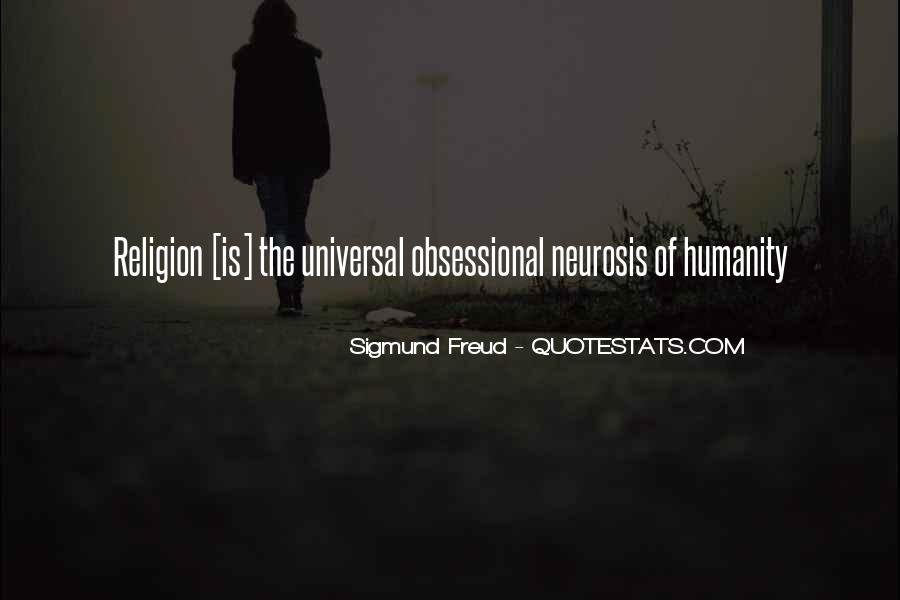 Quotes About Freud Religion #1405949
