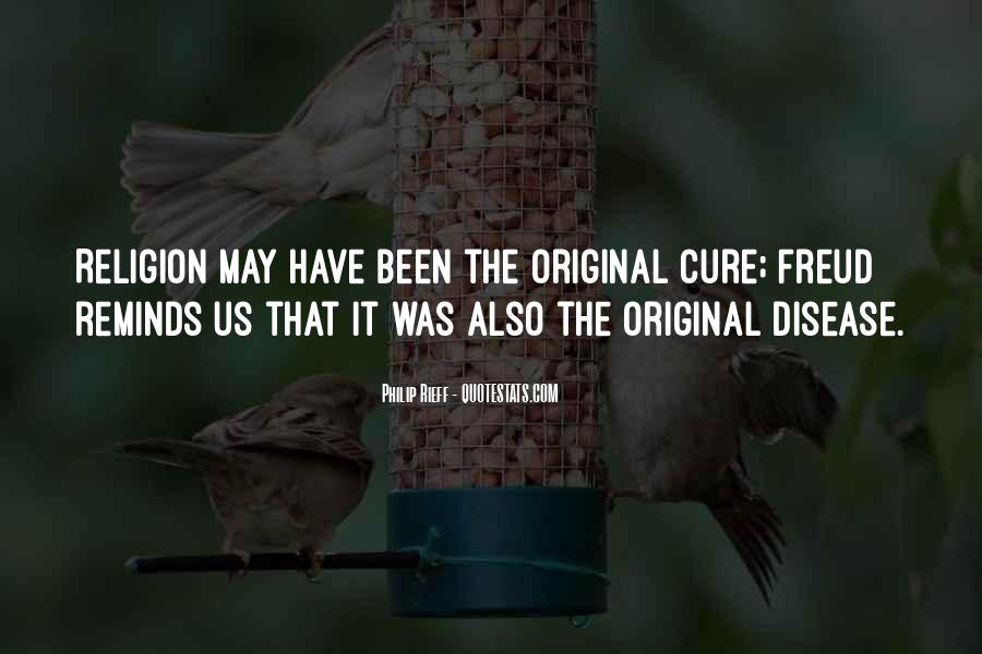 Quotes About Freud Religion #1663355