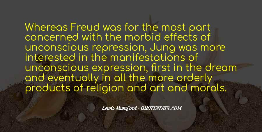 Quotes About Freud Religion #214038