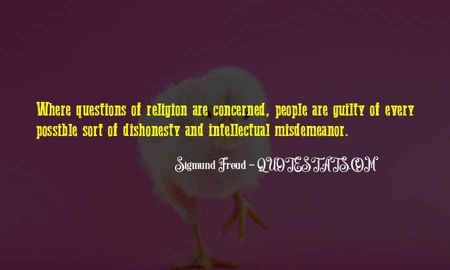 Quotes About Freud Religion #26440