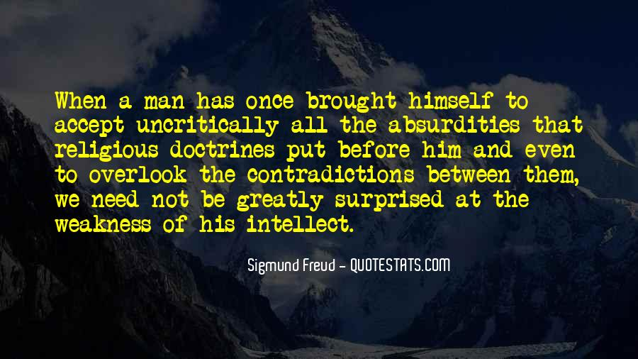 Quotes About Freud Religion #858470
