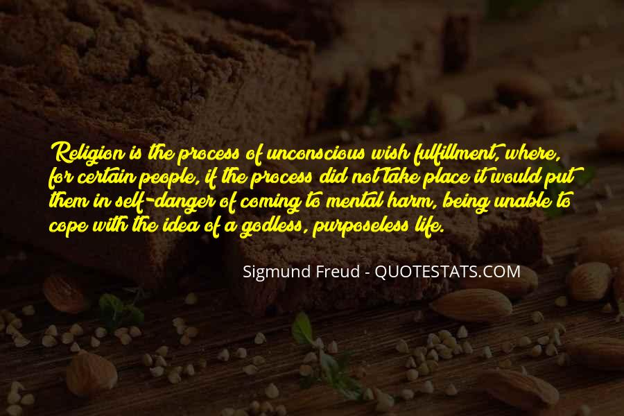 Quotes About Freud Religion #906458