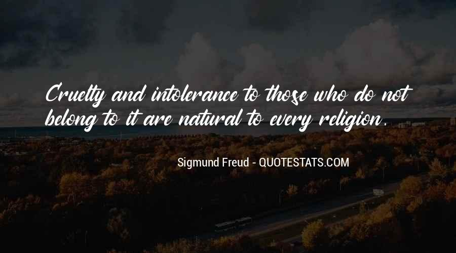 Quotes About Freud Religion #959609